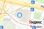 Схема проезда до компании Нижегородский Пассаж в Москве