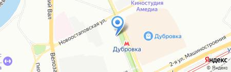 Все для дома на карте Москвы