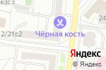Схема проезда до компании Бренд-Лого в Москве