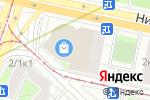 Схема проезда до компании ГД Медицина в Москве