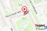 Схема проезда до компании Оригинал - 5 в Москве