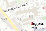 Схема проезда до компании Промоушн Трейд в Москве