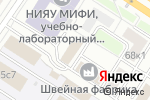 Схема проезда до компании Indextop1 в Москве