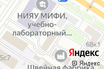 Схема проезда до компании Дэкард в Москве