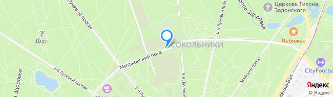 Митьковский проезд