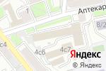Схема проезда до компании Интегратор ИТ в Москве
