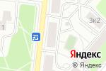 Схема проезда до компании Брэк в Москве