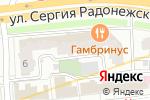 Схема проезда до компании Гипермаркет гироскутеров в Москве