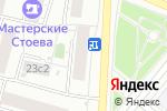 Схема проезда до компании Адвокатский кабинет Сухинина А.Ю. в Москве