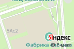 Схема проезда до компании Optivisions.ru в Москве