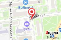 Схема проезда до компании Аврора-М в Москве