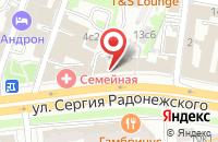 Схема проезда до компании Международный Институт Инженерно-Экономических Исследований «Третье Тысячелетие» в Москве
