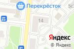 Схема проезда до компании Белград л.т.д. в Москве