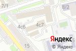 Схема проезда до компании Кредо Аудит в Москве