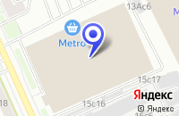 Схема проезда до компании МЕБЕЛЬНЫЙ МАГАЗИН ЭКОЛОГИЯ ОБУСТРОЙСТВА в Москве