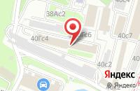 Схема проезда до компании Оптимапром в Москве