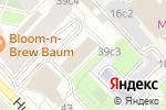 Схема проезда до компании Экспертный Союз в Москве