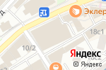 Схема проезда до компании МК-Лоджистик в Москве
