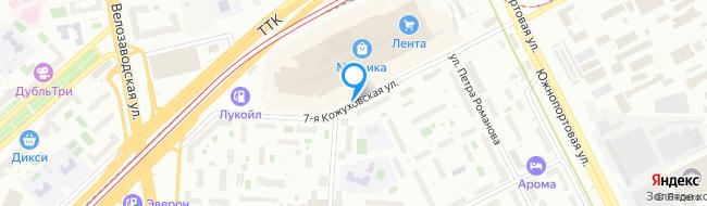 улица Кожуховская 7-я