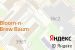 Схема проезда до компании Кэмп Медиа Компани в Москве