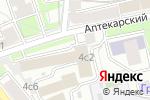Схема проезда до компании Девон в Москве