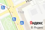 Схема проезда до компании ВАШ КРЫМ в Москве