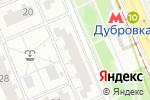 Схема проезда до компании Компьютерный сервис-центр в Москве