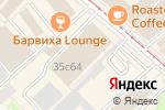 Схема проезда до компании СтройКапитал-Групп в Москве