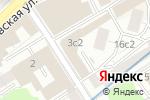 Схема проезда до компании ИнкорМедиа в Москве