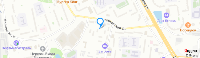 посёлок Загорье