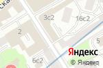 Схема проезда до компании Мосводоканал в Москве