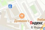 Схема проезда до компании Е-Конвейер в Москве