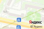 Схема проезда до компании Ахтуба в Москве
