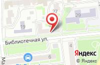 Схема проезда до компании Ризалт- Строй в Москве
