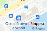 Схема проезда до компании Micro в Москве