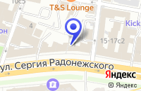 Схема проезда до компании НОТАРИУС БАРАБАНОВА в Москве