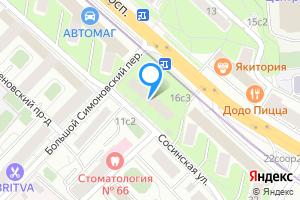 Снять однокомнатную квартиру в Москве Волгоградский пр-т, 16