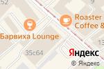 Схема проезда до компании СК Столица в Москве