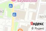 Схема проезда до компании СТРАХОВОЕ ОБЩЕСТВО ЖАСО в Москве