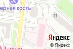 Схема проезда до компании Автостоянка №10 в Москве