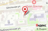 Схема проезда до компании Волна-М в Москве