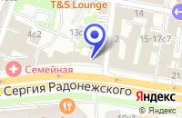 Схема проезда до компании ИНФОРМАЦИОНОЕ АГЕНТСТВО ИНФОТЭК-ТЕРМИНАЛ в Москве