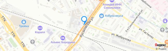 Русаковская улица