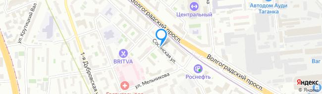 Сосинская улица