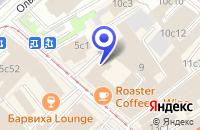 Схема проезда до компании СТО СХЛ в Москве