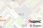 Схема проезда до компании ГАМАЮН в Москве