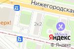 Схема проезда до компании Джага-Джага в Москве