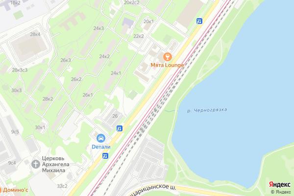 Ремонт телевизоров Улица Каспийская на яндекс карте