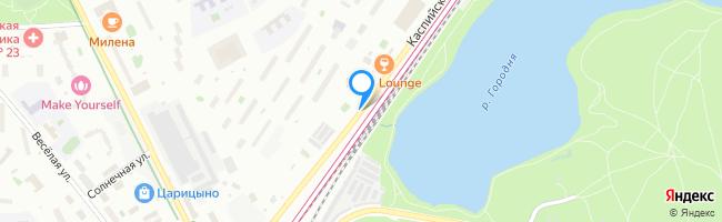 Каспийская улица