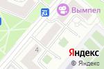 Схема проезда до компании Детская библиотека №52 в Москве